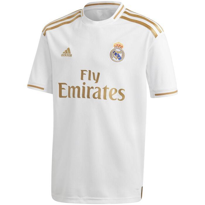 Fußballtrikot Real Madrid Heim Erwachsene