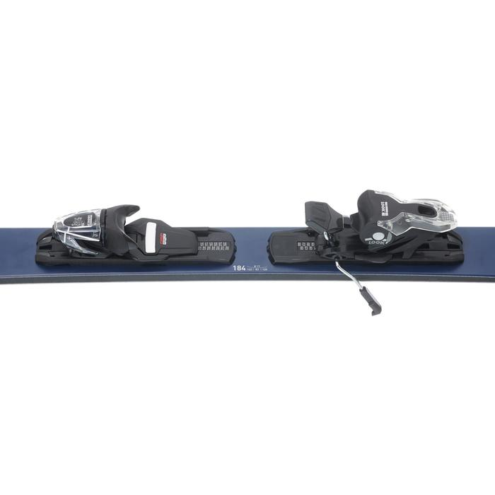 Skiset voor allround freeride FR 100 marineblauw