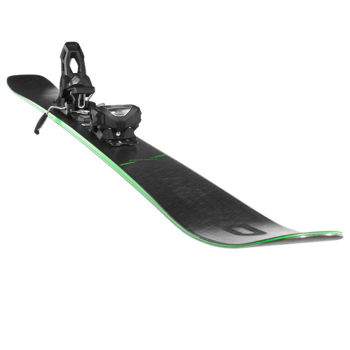 Paire de skis pour skieurs freeriders experts Kore 105