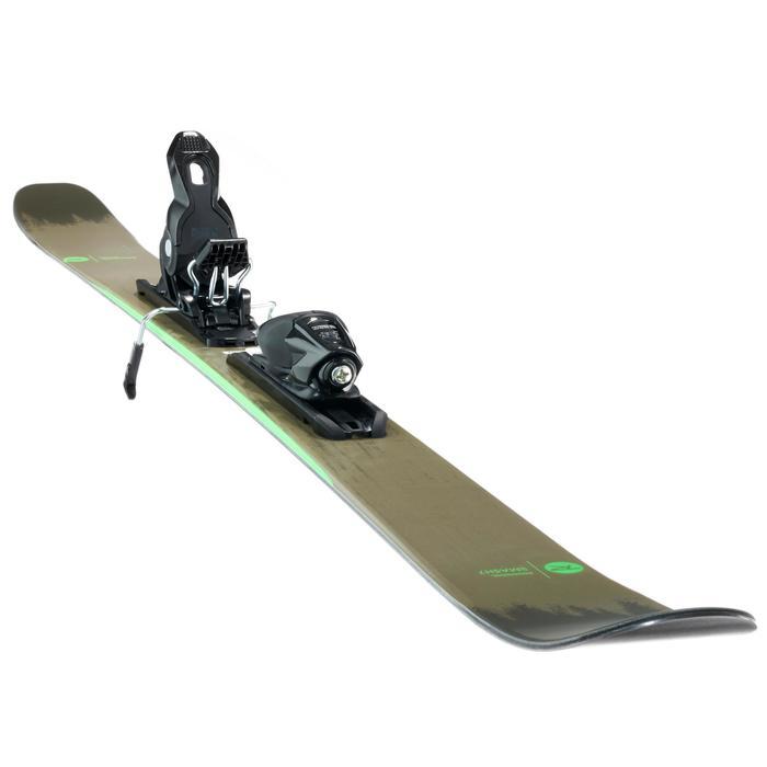 Pack ski freeride débutant Smash 7 Rossignol