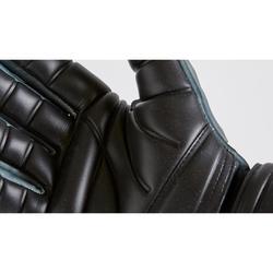 Gant de gardien de football F900 cold couture négative adulte noir