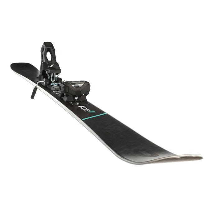 Esquís Freeride HEAD KORE 93 MUJER NEGRO