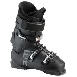 Skischoenen voor freeride/free touring heren Wed'ze FR 100 flex 80 zwart