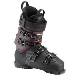 Skischuhe Freeride FR 900 Flex 120 Erwachsene schwarz/rot