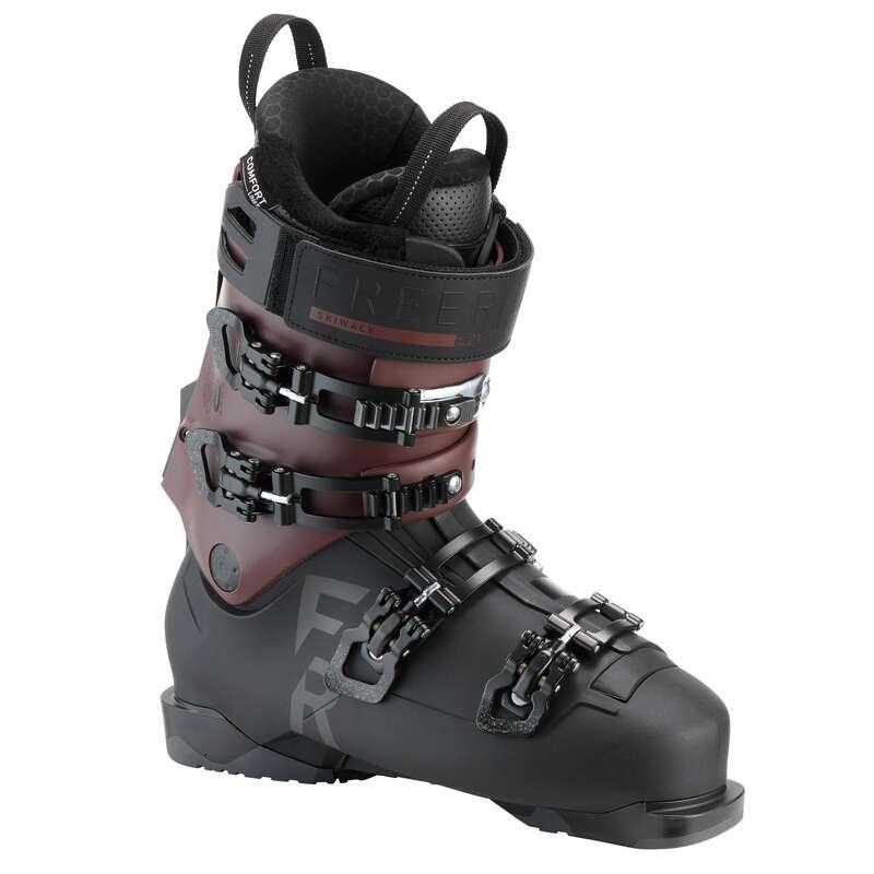 SCARPONI SCI FREERIDE UOMO Sci, Sport Invernali - Scarponi da sci FR900 flex120 WEDZE - Attrezzatura sci