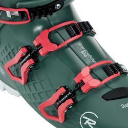 Chaussures de ski freeride Rossignol Femme Alltrack Elite 100 LOW TEC