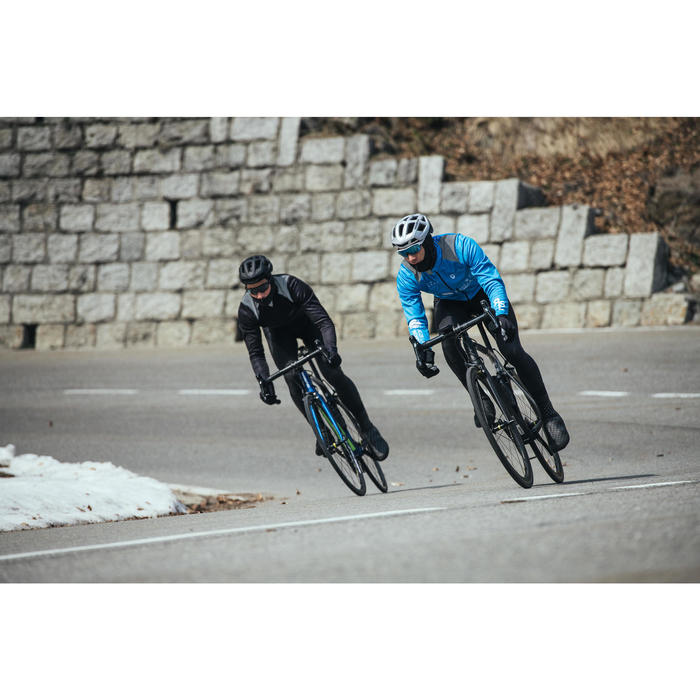 Lange fietsbroek voor sportief fietsen heren