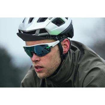 Lunettes de vélo adulte ROADR 900 blanches