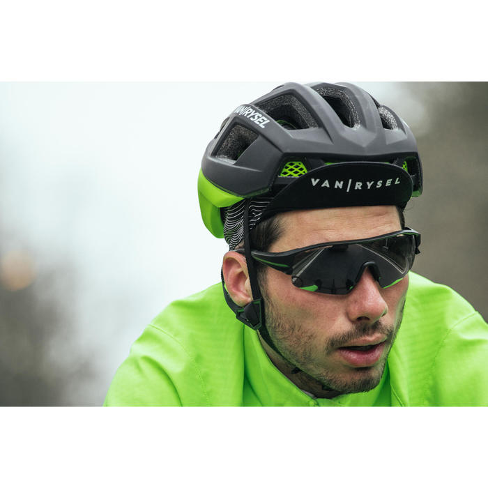 Veste RACER Temps Froid Jaune