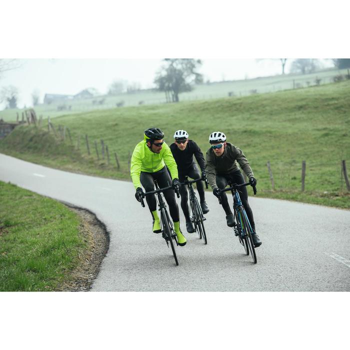 Fahrradjacke Rennrad kühles Wetter RR 500 Herren