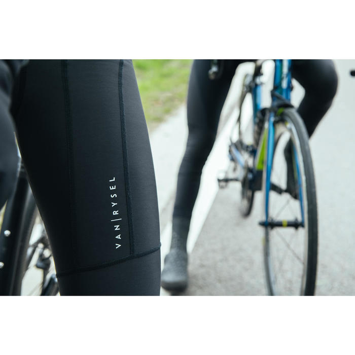 Lange fietsbroek voor heren winter cyclosport