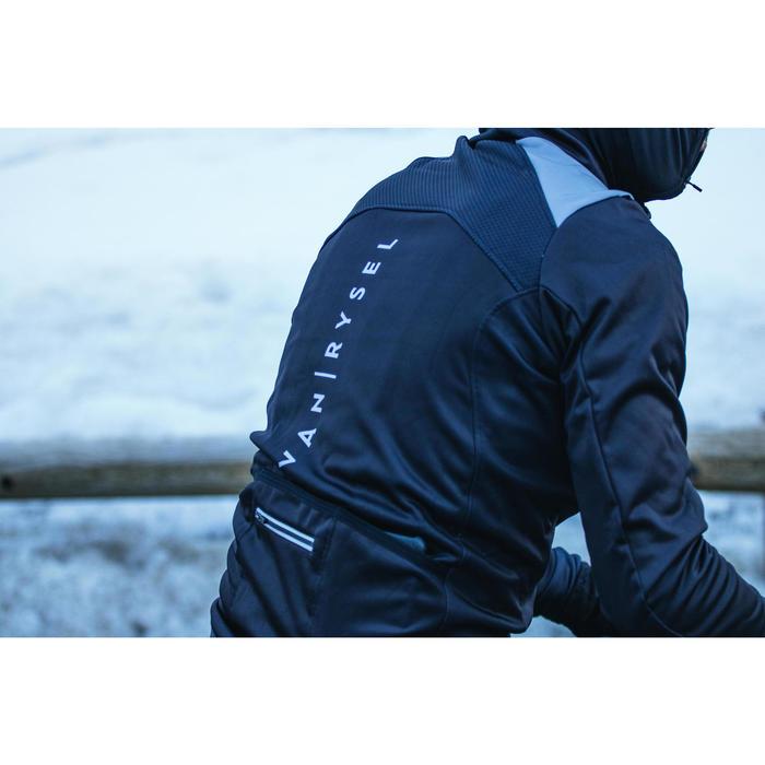 Fietsjack voor koud weer Racer Extreme zwart