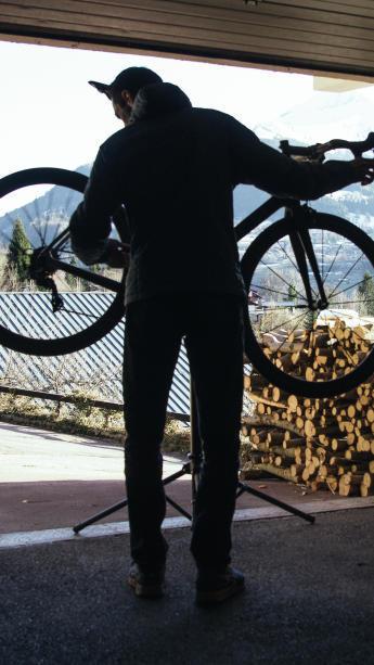 bien nettoyer son vélo Van Rysel
