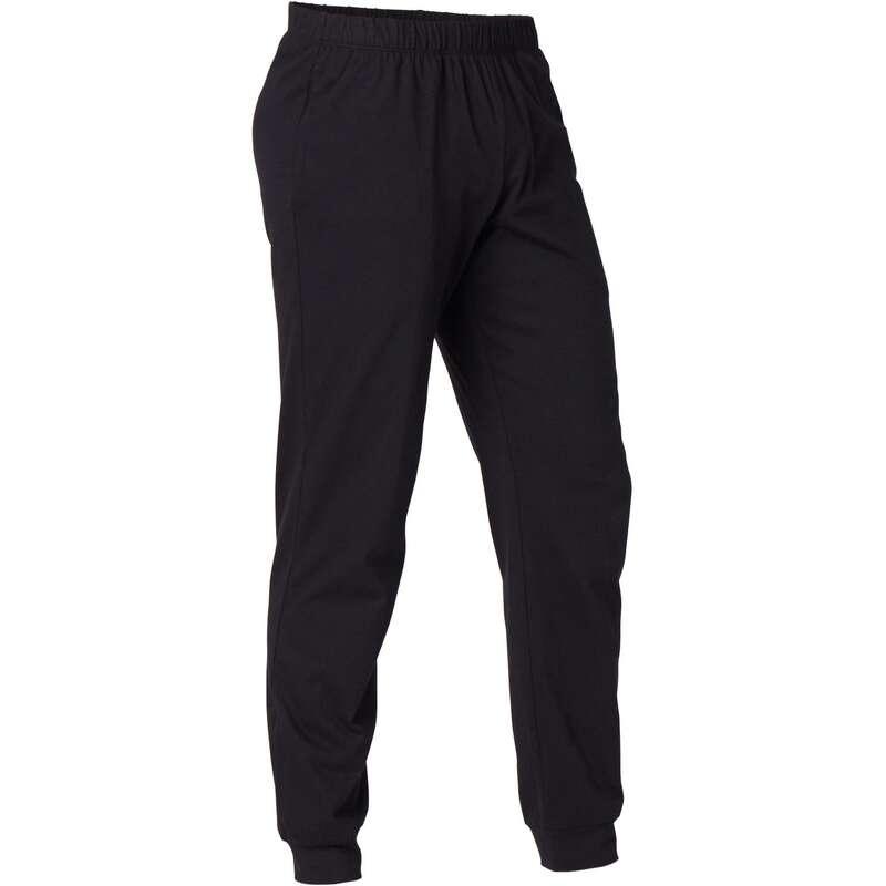 MAN GYM, PILATES COLD WEATHER APPAREL Activewear - Men's Regular Gym Bottoms 120 NYAMBA - Men