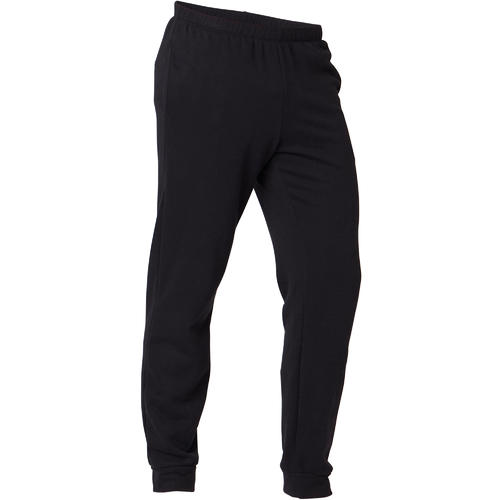 Pantalon Training Homme Regular 100 Noir