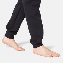 Pantalon 530 spacer slim Pilates Gym douce noir homme