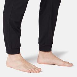 Pantalon 120 regular Pilates Gym douce noir homme
