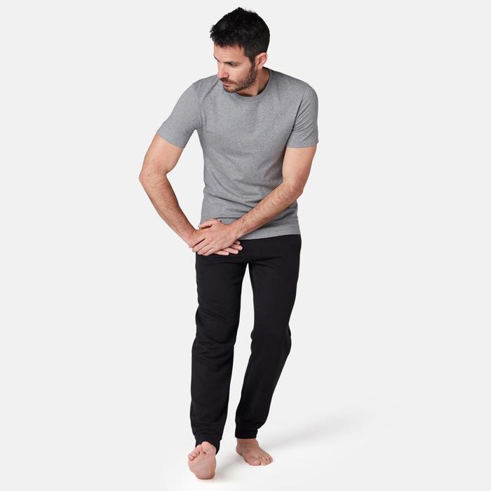 Pantalon jogging homme 100 Noir