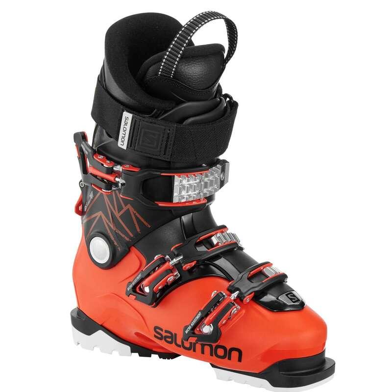 DĚTSKÉ LYŽE/BOTY NA FREERIDE Lyžování a snowboarding - DĚTSKÉ BOTY QUEST ACCESS 70 SALOMON - Lyžařské vybavení