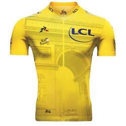 Maillot de vélo jaune #TDF19 Etape 21 Le Coq Sportif