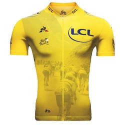 Maillot de vélo jaune #TDF19 Etape 14 Le Coq Sportif