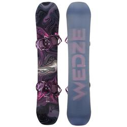 Snowboard-Set Freestyle & All Mountain Endzone 500 Damen