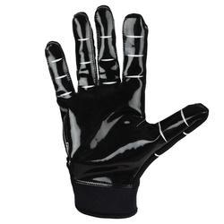 American Football handschoenen AF550GR (zwart)