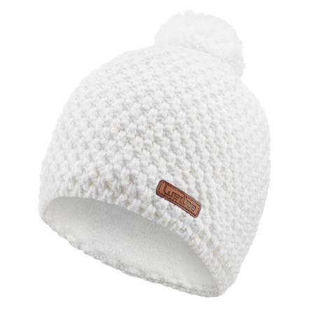 Adult Timeless Ski Hat - White