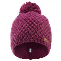 TIMELESS SKIING HAT - PLUM