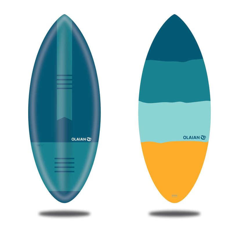 Skimboard Szörfözés - Gyerek skimboard, szivacs  RADBUG - Vizisportok - OLAIAN, ITIWIT, ORAO, SUBEA