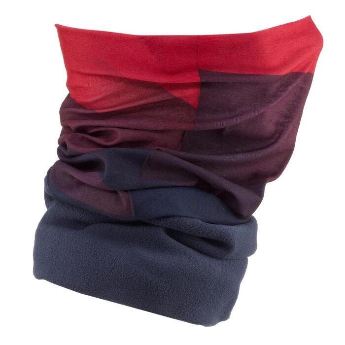 Skinekwarmer voor volwassenen Hug blauw/rood