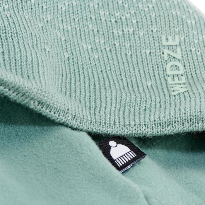 Skimütze Mixup Erwachsene grau/grün