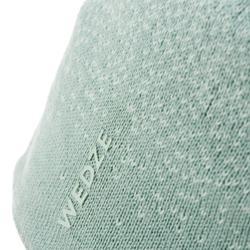 Skimuts voor volwassenen Mixup grijs/groen