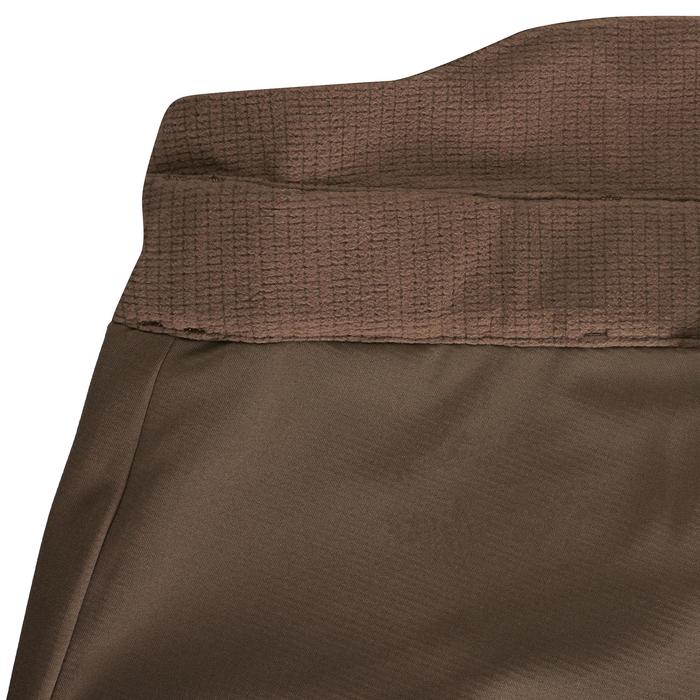 Warme en waterdichte jachtbroek 900 bruin