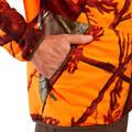 REFLEXNÍ OBLEČENÍ NA NAHÁŇKU/ČÍHANOU Myslivost a lovectví - BUNDA IMPER LIGHT 500 CAMOFLUO SOLOGNAC - Myslivecké oblečení