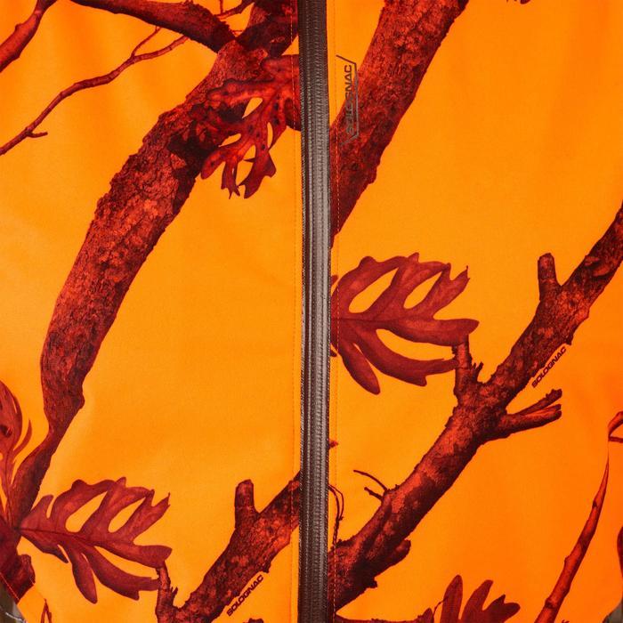 Waterdichte en geluidloze camouflagejas voor de jacht Light fluo