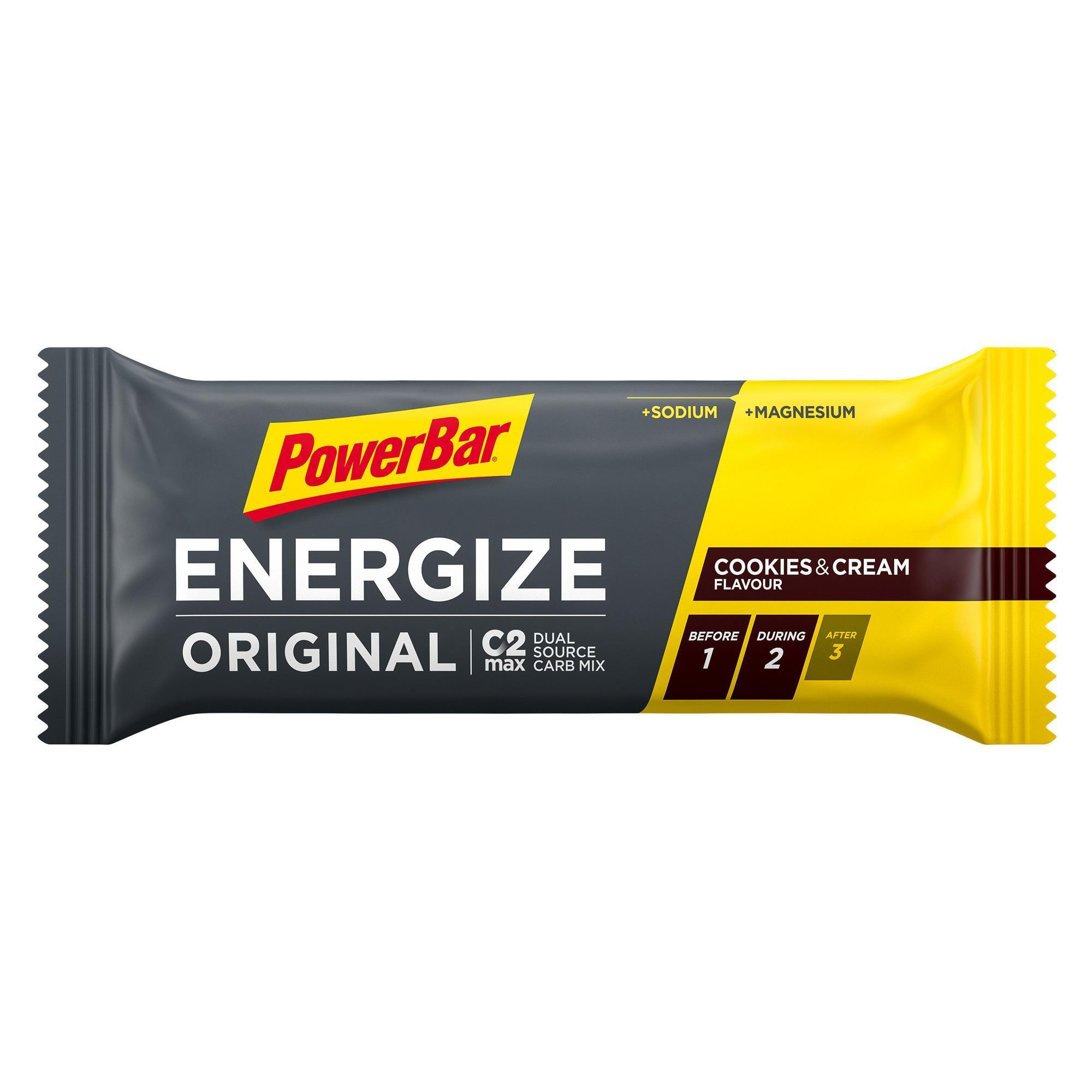 Energieriegel Energize Cookies & Cream 55 g