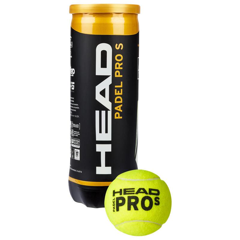 Padel Ball Pro S - Yellow