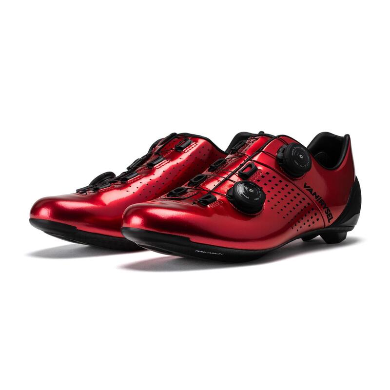 RoadR 900 Full Carbon Road Cycling Shoe - Red