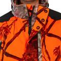REFLEXNÍ OBLEČENÍ NA NAHÁŇKU/ČÍHANOU Myslivost a lovectví - LOVECKÁ BUNDA 3V1 900 CAMO SOLOGNAC - Myslivecké oblečení