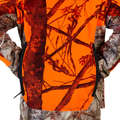 HIGH VIS DRIVEN/POST CLOTHING Shooting and Hunting - 3/1 WARM JACKET 900 FLUO CAMO SOLOGNAC - Hunting and Shooting Clothing