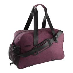 Bolsa fitness cardio-training 30 L púrpura