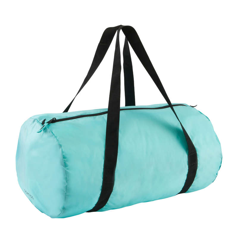 FITNESS CARDIO BAGS, ACCESS ALL LEVEL Fitness and Gym - Fold-Down Fitness Bag 30L DOMYOS - Fitness and Gym