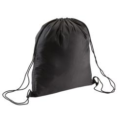 Fold-down Fitness Shoe Bag - Black