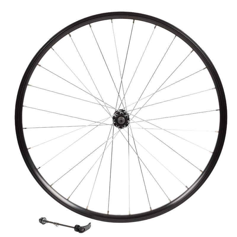 HJUL MTB Cykelsport - Framhjul MTB 27,5 DW QR VBRAKE ROCKRIDER - Hjul och Hjultillbehör