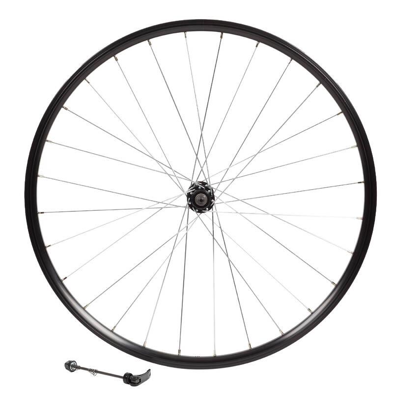 KOLA NA MTB Cyklistika - HORSKÉ KOLO 27,5 V BRAKE ROCKRIDER - Náhradní díly na kolo