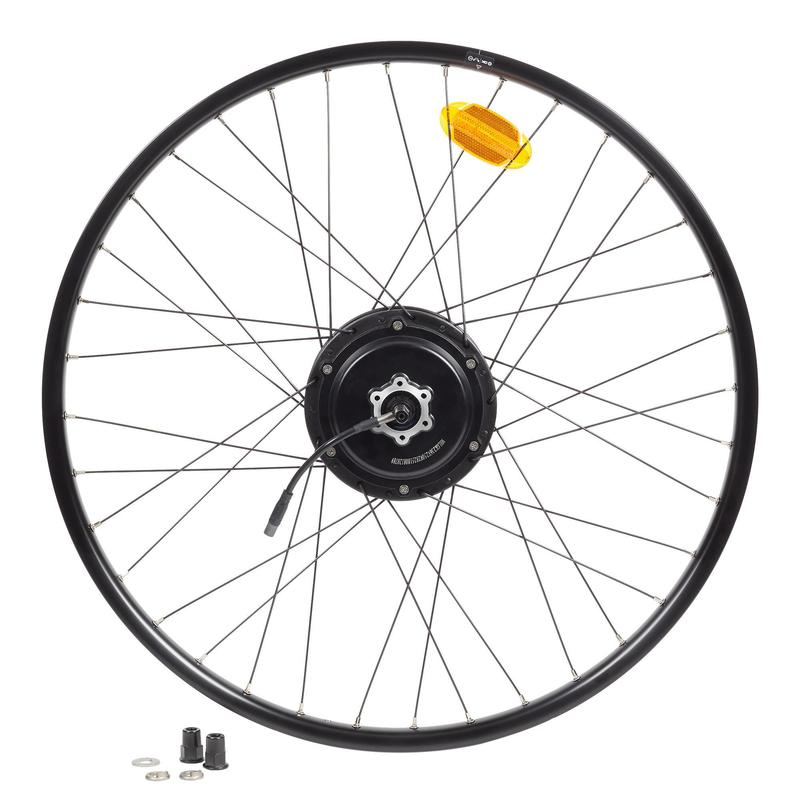 Wheels, Tyres and Inner Tubes