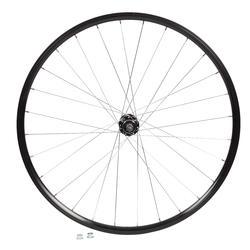 """Achterwiel voor MTB 27,5"""" dubbelwandig freewheel Vbrakes"""