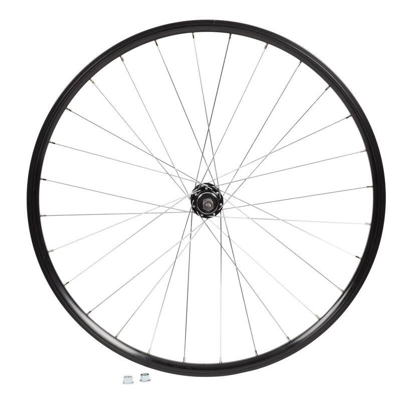 KOLA NA MTB Cyklistika - ZADNÍ KOLO VBRAKE 27,5'' ROCKRIDER - Náhradní díly a údržba kola