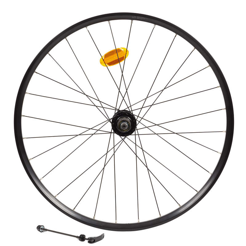 HJUL MTB Cykelsport - Bakhjul MTB 27,5x23c skivbroms ROCKRIDER - Hjul och Hjultillbehör
